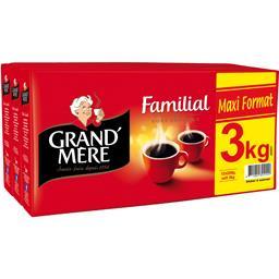 Café moulu Familial goût généreux