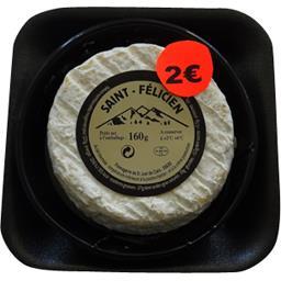 Sélectionné par votre magasin St Félicien le fromage de 160 g