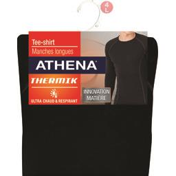 Tee-shirt manches longues Thermik T 4 noir