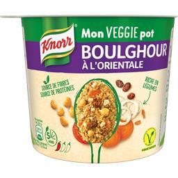 Plat cuisiné Bulghour à l'orientale Knorr