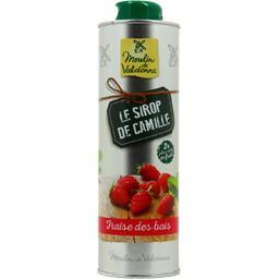 Le sirop de Camille - Sirop de fraise des bois