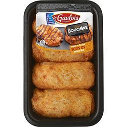 Cuisses de poulet sans os saveur paprika