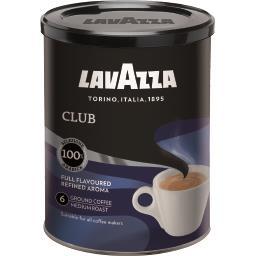 Café moulu Club