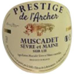 Muscadet Sèvre et Maine sur Lie, vin blanc