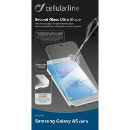 Protection verre trempé bord à bord noirs Samsung Galaxy A5