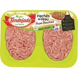 Tendriade Hachés de veau façon bouchère