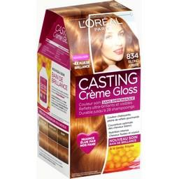 Casting - Coloration Crème Gloss 834 Blond Ambré