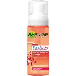 Pure Active - Mousse purifiante peaux grasses à impuretés
