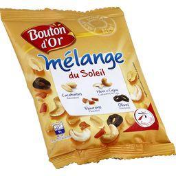 Bouton d'Or Mélange du soleil graines/poivrons/olives le sachet de 120 g