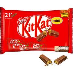 Nestlé Chocolat KitKat - Mini barres chocolatées