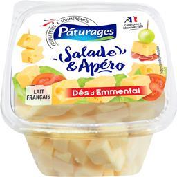 Salade & Apéro - Dés d'emmental