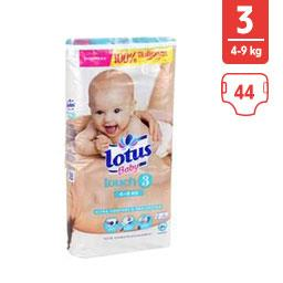Couches Touch, taille 3 : 4-9 kg