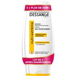 Nutri-Extrême - Après shampoing anti-dessèchement cheveux secs desséchés