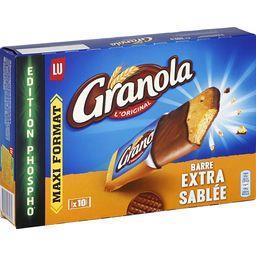 Granola - Barre extra sablé