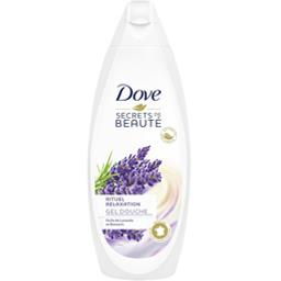 DOVE Gel Douche Secrets de Soin Lavande 400 ml -