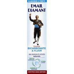 Dentifrice formule bicarbonate & fluor