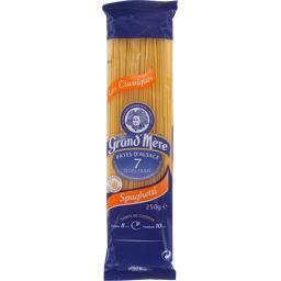 Les Classiques - Pâtes d'Alsace Spaghetti 7 œufs frais