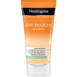 Neutrogena Gel exfoliant doux Spot Proof Visibly Clear