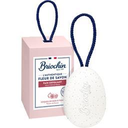 Briochin L'Authentique Fleur de Savon pain exfoliant noix & f... le pain de 200 g