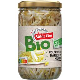 Saint Eloi Pousses de haricots mungo BIO la boite de 175 g net égoutté
