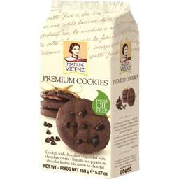 Premium Cookie fourré chocolat double chocolat