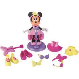 Poupée Minnie Fashionista Popstar 15 cm