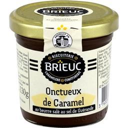 Onctueux de caramel au beurre salé au sel de Guérande