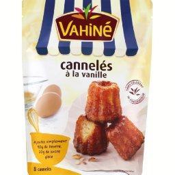 Préparation pour Cannelés à la vanille