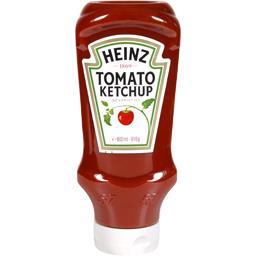Tomato ketchup, le flacon de 910 g,HEINZ,le flacon de 910 g
