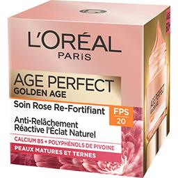 Age Perfect - Soin jour re-fortifiant FPS 15 Golden ...