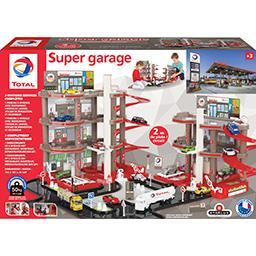 Grands garages 4 et 3 niveaux avec 2 mètres de routes