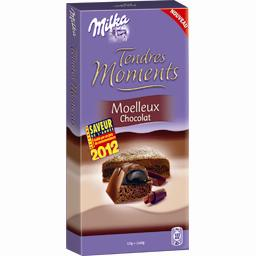 Tendres Moments - Moelleux chocolat