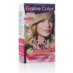 Color & Care - Coloration blond clair Nude 8.0