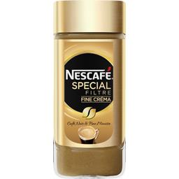 Spécial Filtre - Café noir Fine Créma soluble
