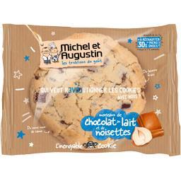 L'incroyable Cookie gros morceaux noisettes/chocolat...