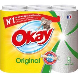 Original - Essuie-tout blanc