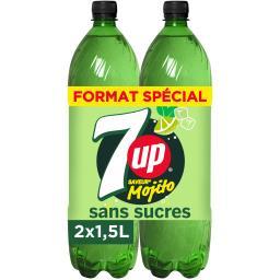 Soda saveur mojito