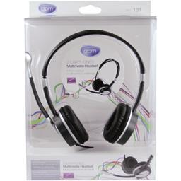 Micro-casque multimédia 2 oreillettes