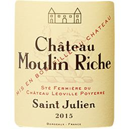 Saint-Julien Château Moulin Riche - Cru Bourgeois vi...