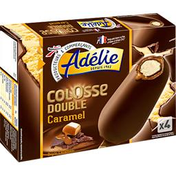 Colosse - Glace double caramel