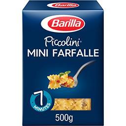 Pâtes Mini Farfalle Piccolini