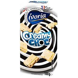 Chocolat blanc Creamy Choc