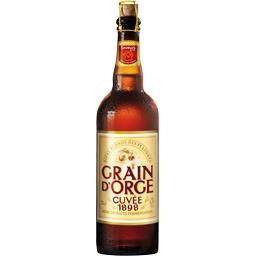 Bière blonde des Flandres cuvée 1898