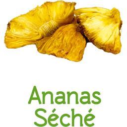 Ananas séchés BIO en VRAC