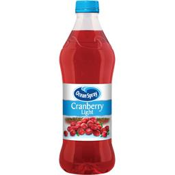 Boisson cranberry light Ocean Spray