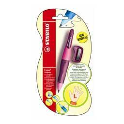 Blister 1 porte-mines stabilo's move easyergo + 1 taille-crayon