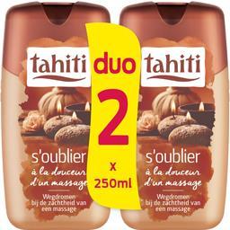 Tahiti Gel douche S'Oublier à la Douceur d'un Massage