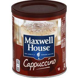 Préparation pour Cappuccino