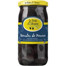 Olives noires aux aromates de Provence