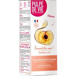 Pulpe de Vie Huile moussante visage Emoustille-Moi le flacon de 75 ml